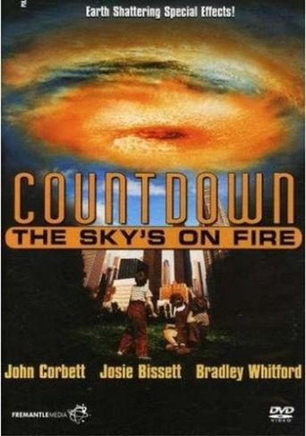 Countdown: The Sky's on Fire Poster