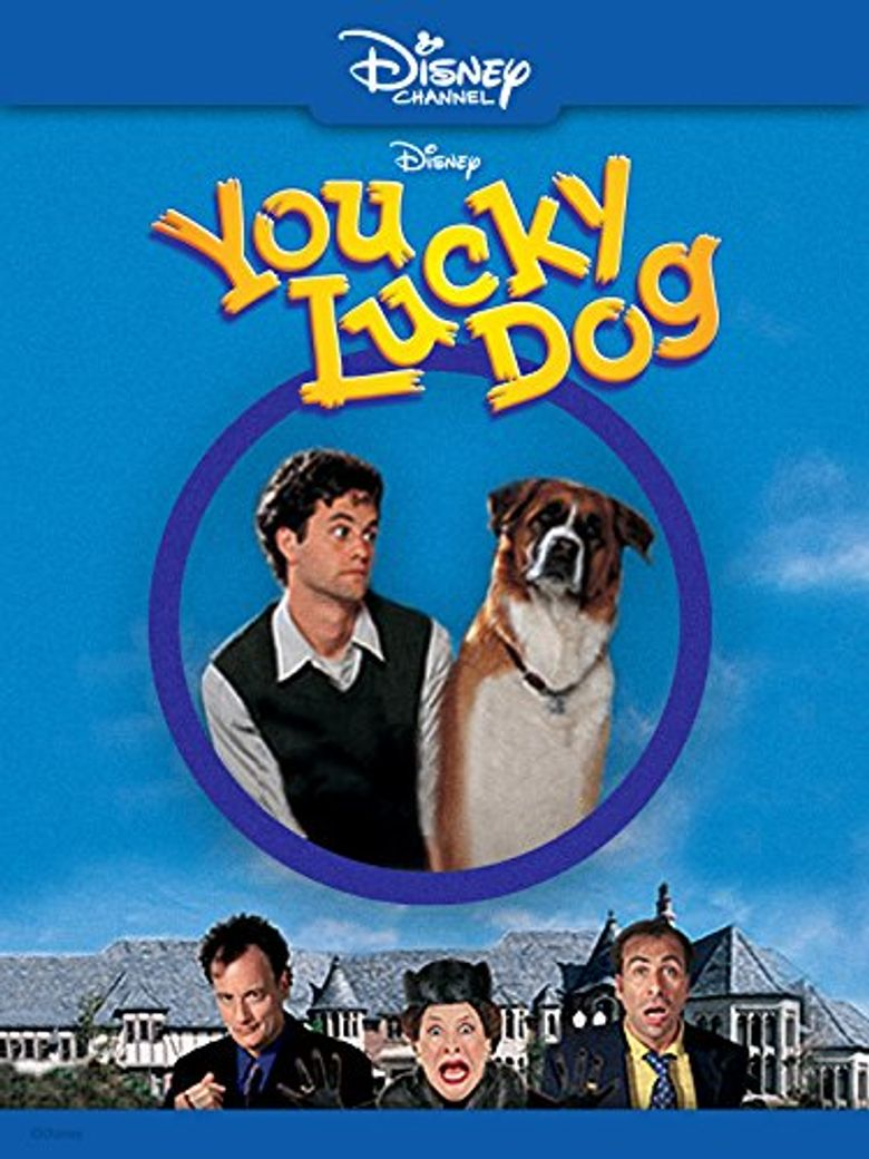 You Lucky Dog Poster