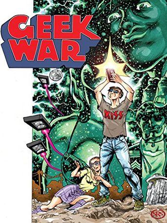 Geek War Poster