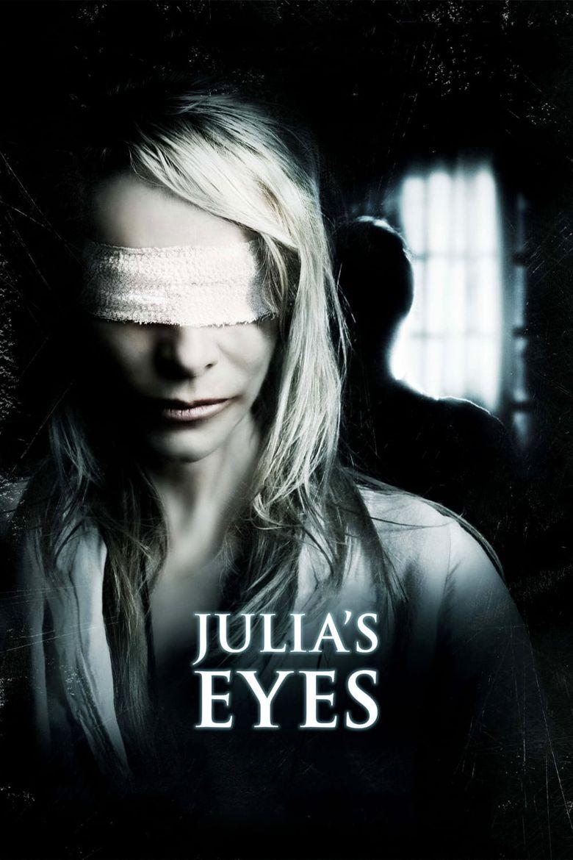 Julia's Eyes Poster