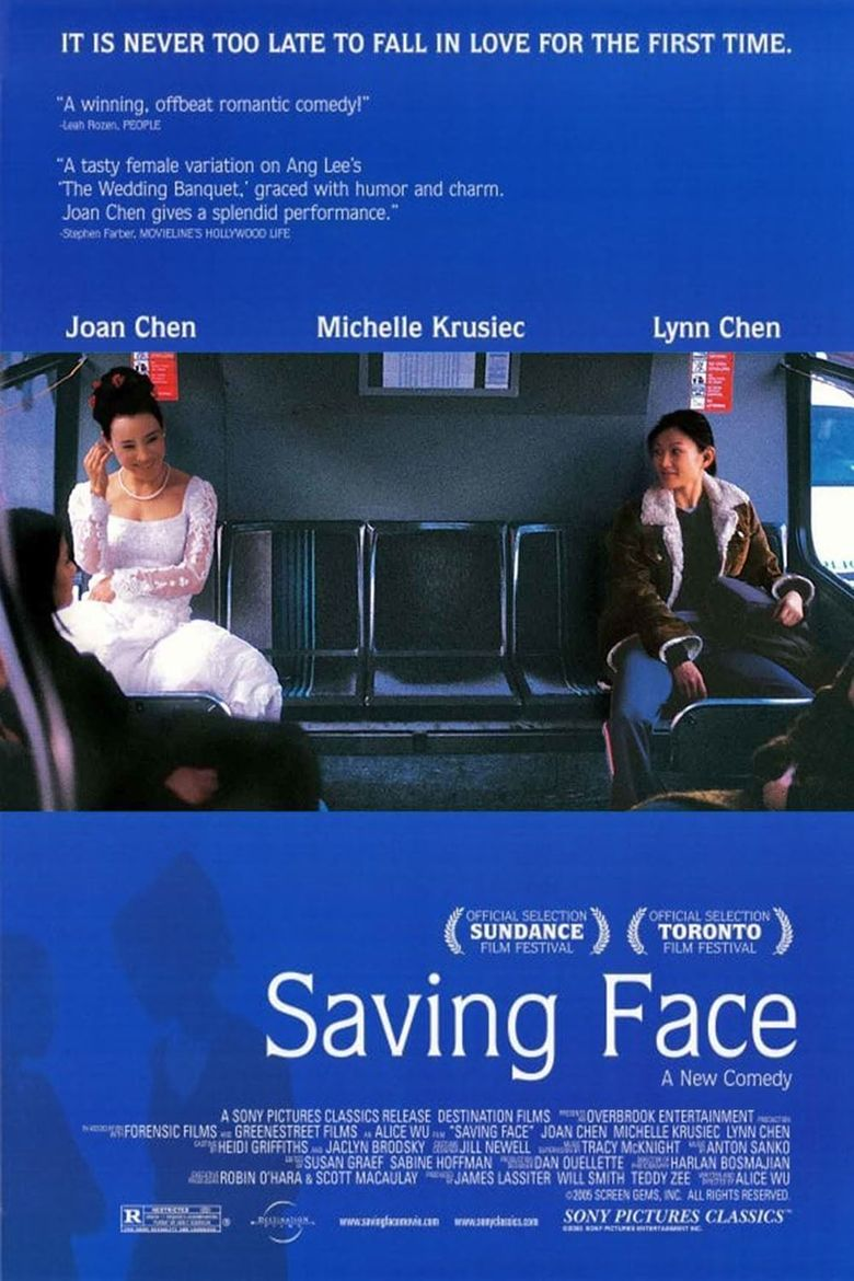 Saving Face Poster