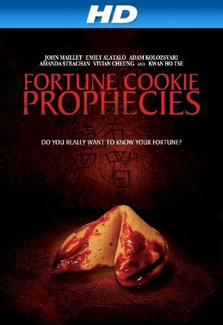 Fortune Cookie Prophecies Poster
