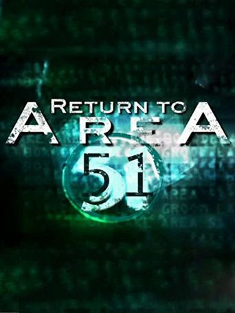 Return to Area 51 Poster