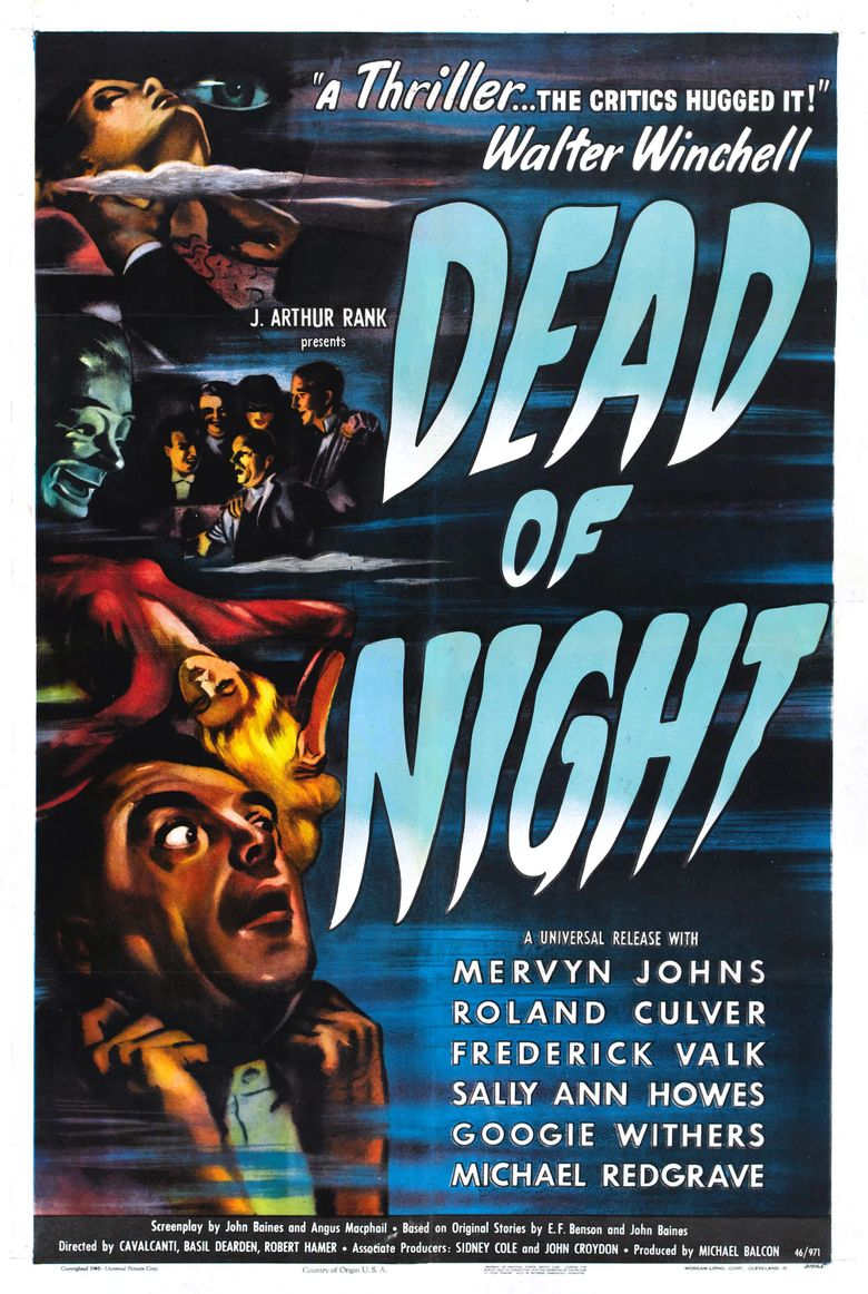 Dead of Night Poster