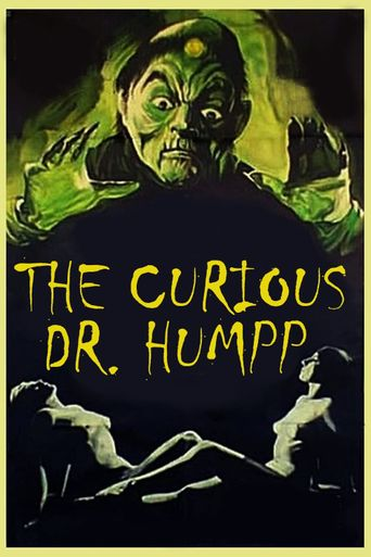 The Curious Dr. Humpp Poster