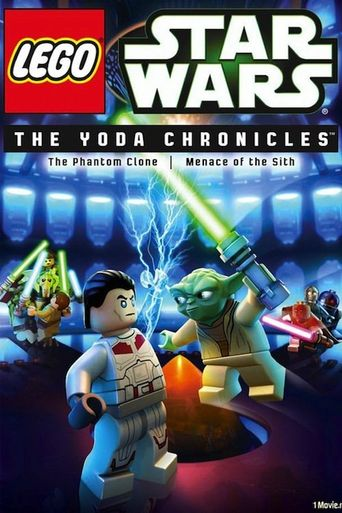 Lego Star Wars: The Yoda Chronicles - The Phantom Clone Poster