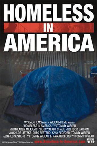 Homeless in America Poster