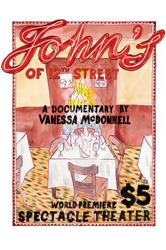 John's of 12th Street Poster