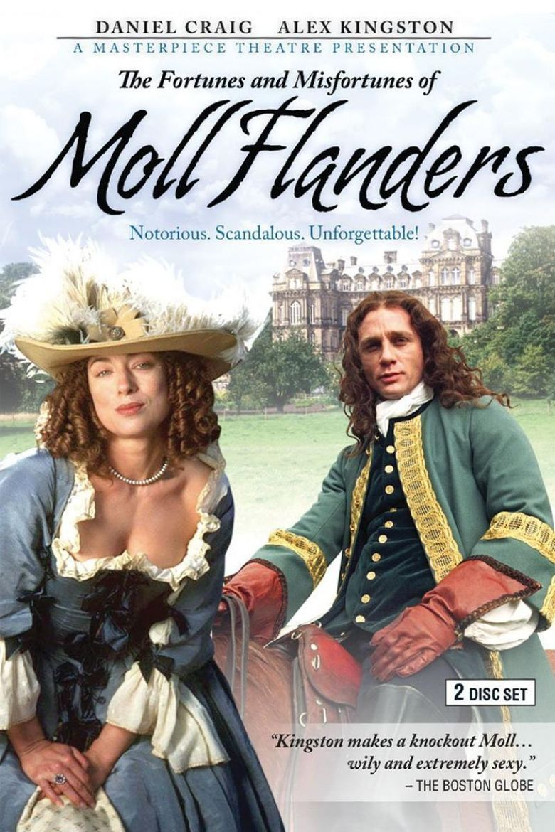 The Fortunes and Misfortunes of Moll Flanders Poster