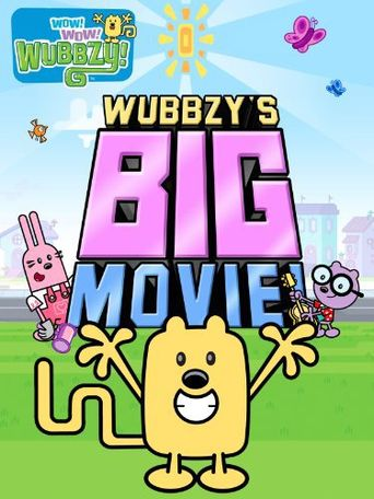 Wubbzy's Big Movie! Poster