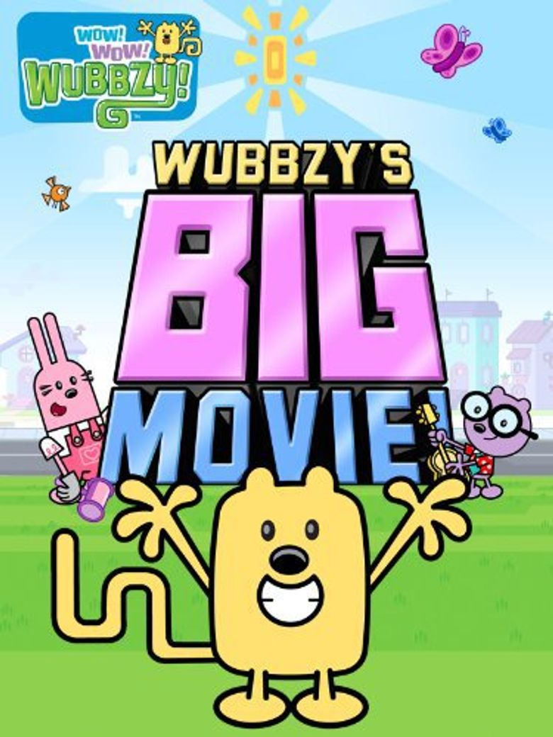 Watch Wubbzy's Big Movie!