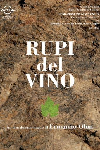 Wine Cliffs Poster