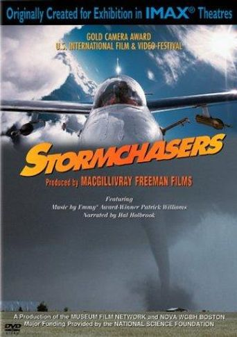 Stormchasers Poster