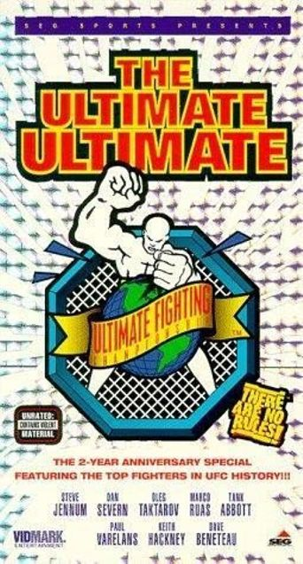 UFC 7.5 Ultimate Ultimate Poster