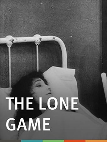 The Lone Game Poster