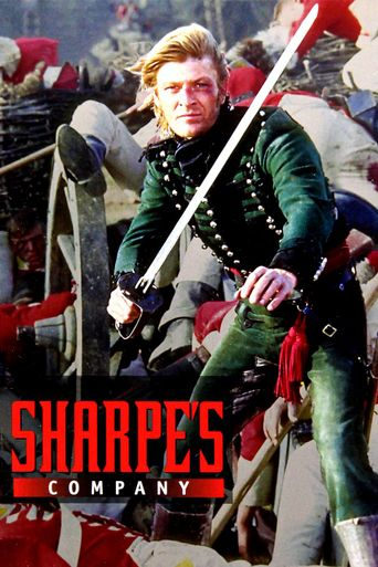 Sharpe's Company Poster