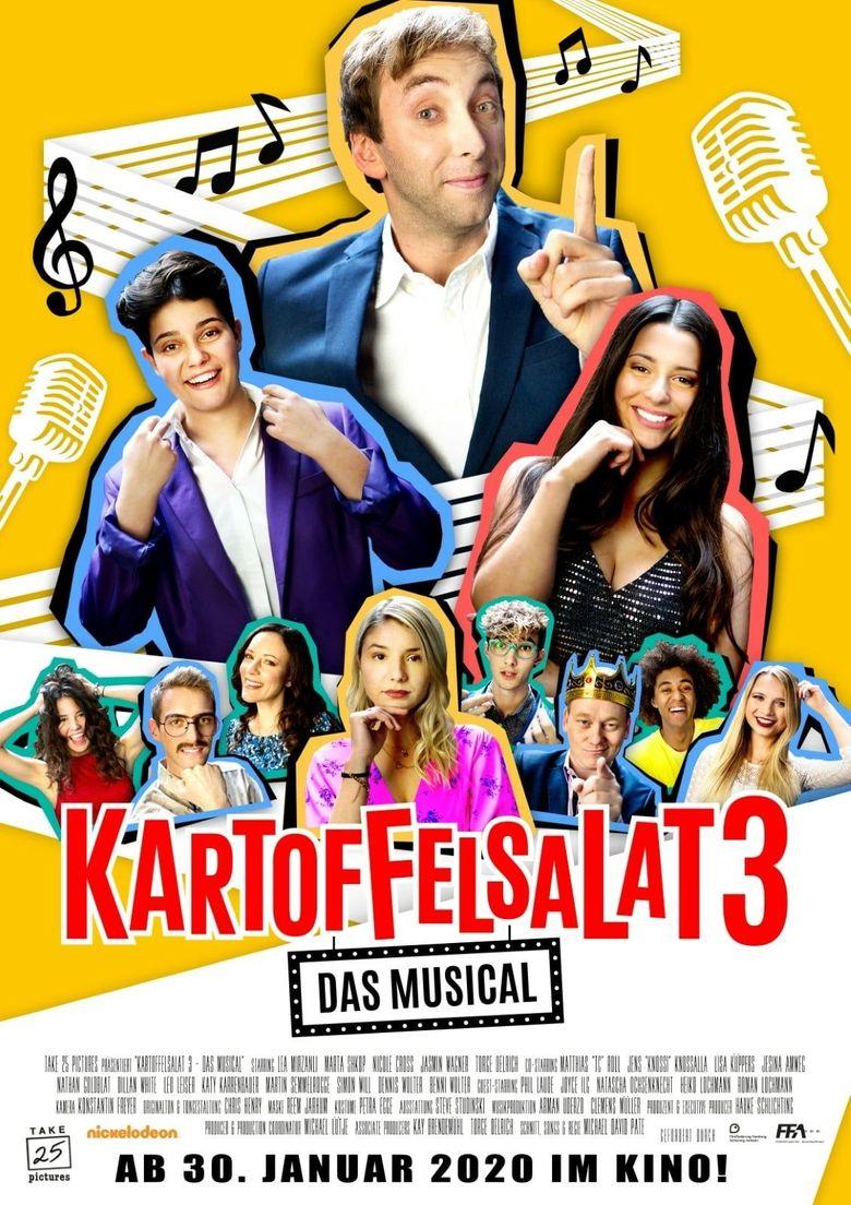Kartoffelsalat 3 - Das Musical Poster
