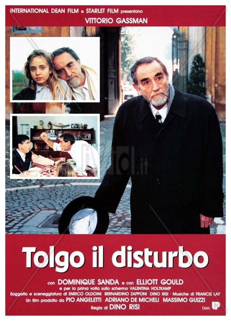 Tolgo Il Disturbo Poster