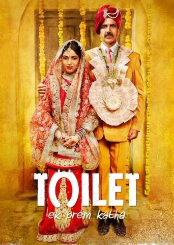 Toilet: A Love Story Poster