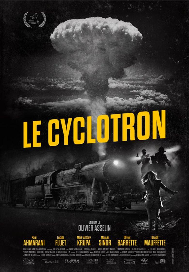 The Cyclotron Poster