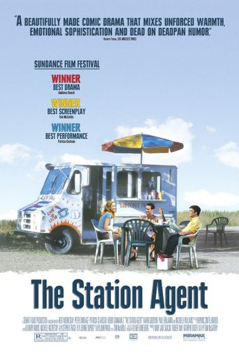 Watch The Station Agent