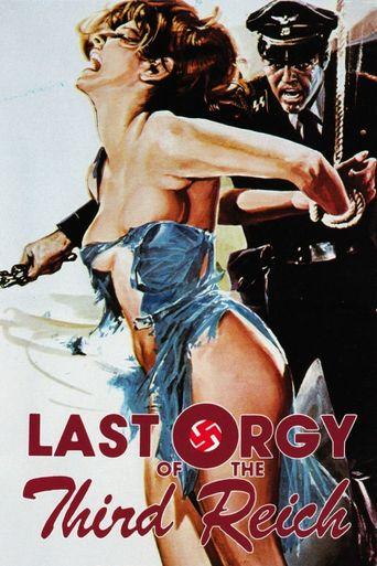 Gestapo's Last Orgy Poster