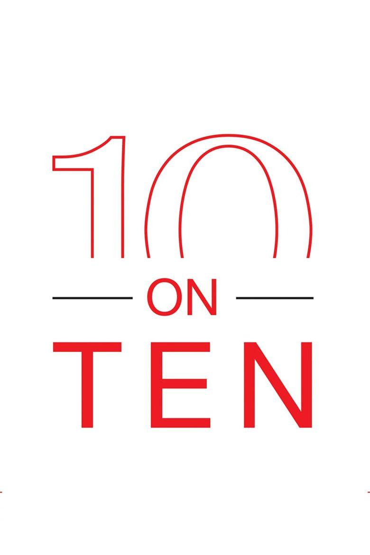 10 on Ten Poster