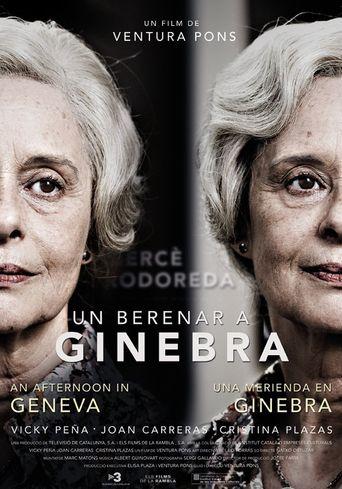 Un berenar a Ginebra Poster