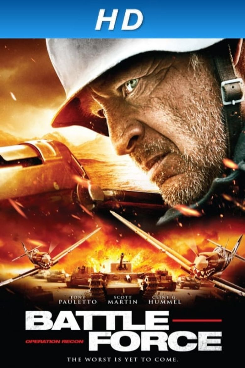 Battle Force Poster