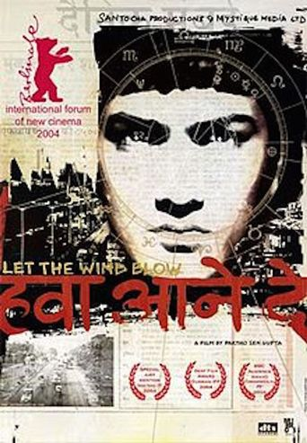 Let the Wind Blow Poster