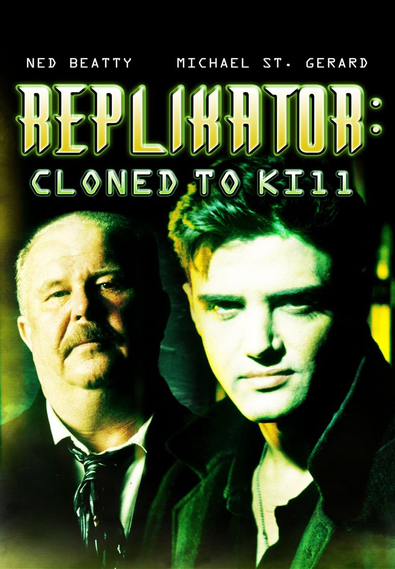 Replikator Poster