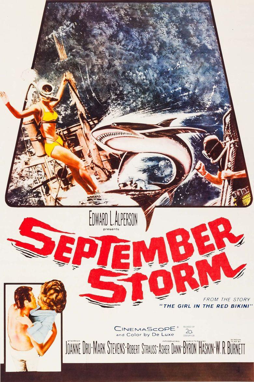 September Storm Poster