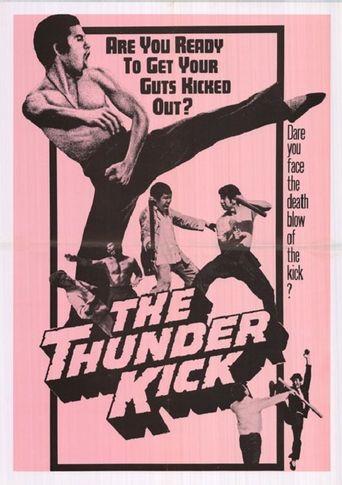 The Thunder Kick Poster