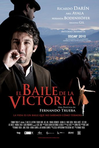 The Dancer and the Thief Poster