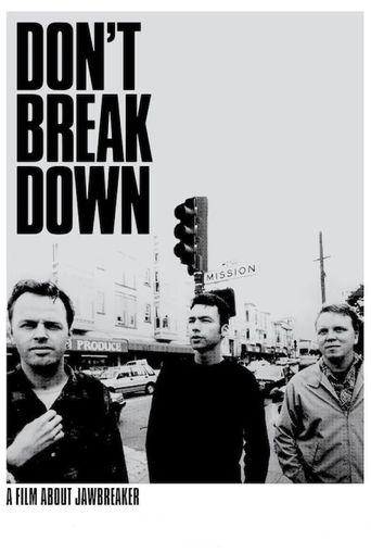 Don't Break Down: A Film About Jawbreaker Poster
