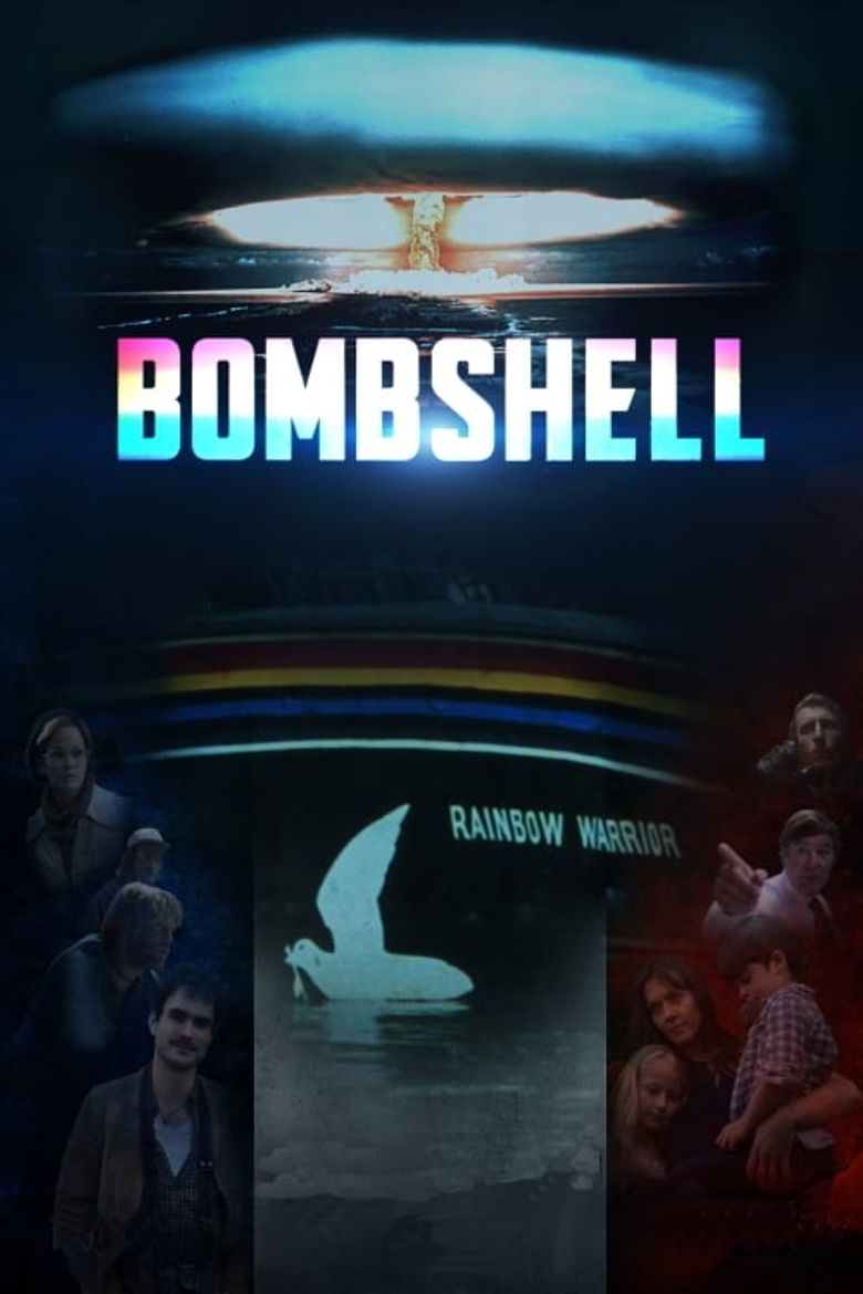 Bombshell - The Sinking Of The Rainbow Warrior Poster