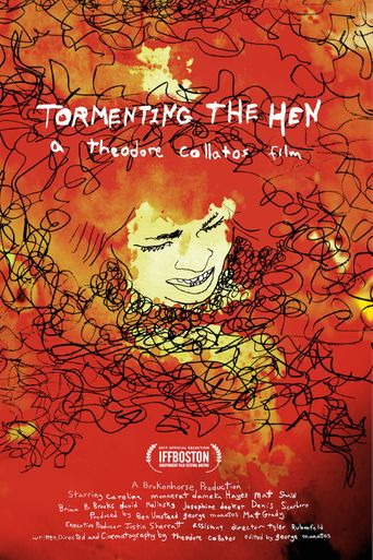 Tormenting the Hen Poster