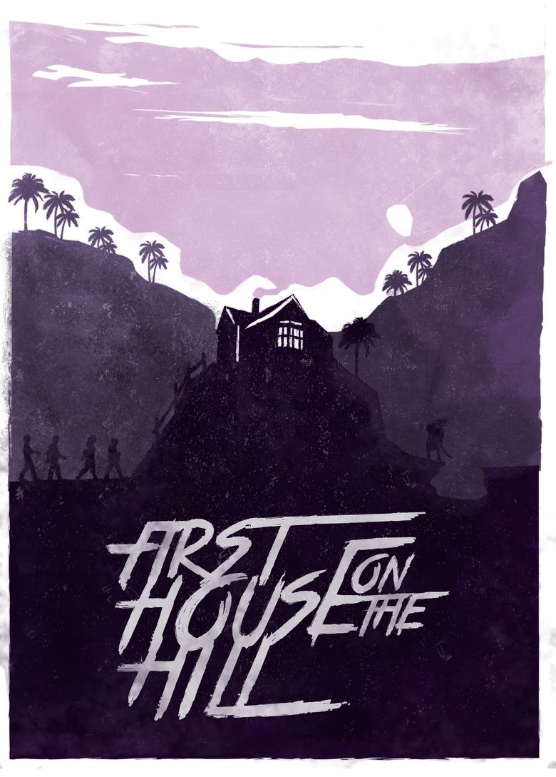 First House on the Hill Poster