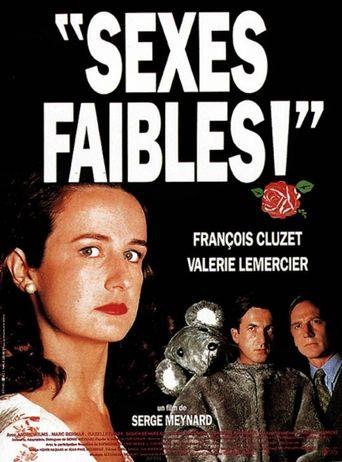 Sexes faibles! Poster