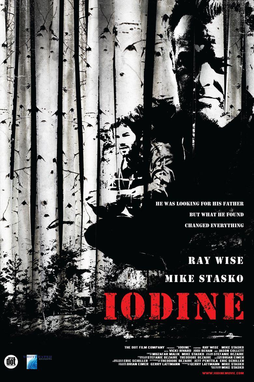 Iodine Poster