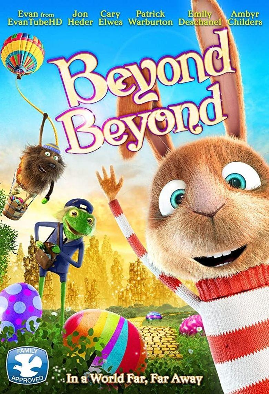 Beyond Beyond Poster
