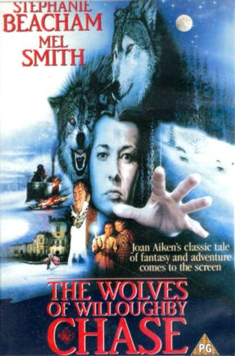 The Wolves of Willoughby Chase Poster