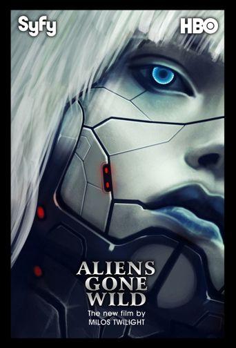 Aliens Gone Wild Poster