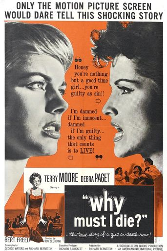 Why Must I Die Poster