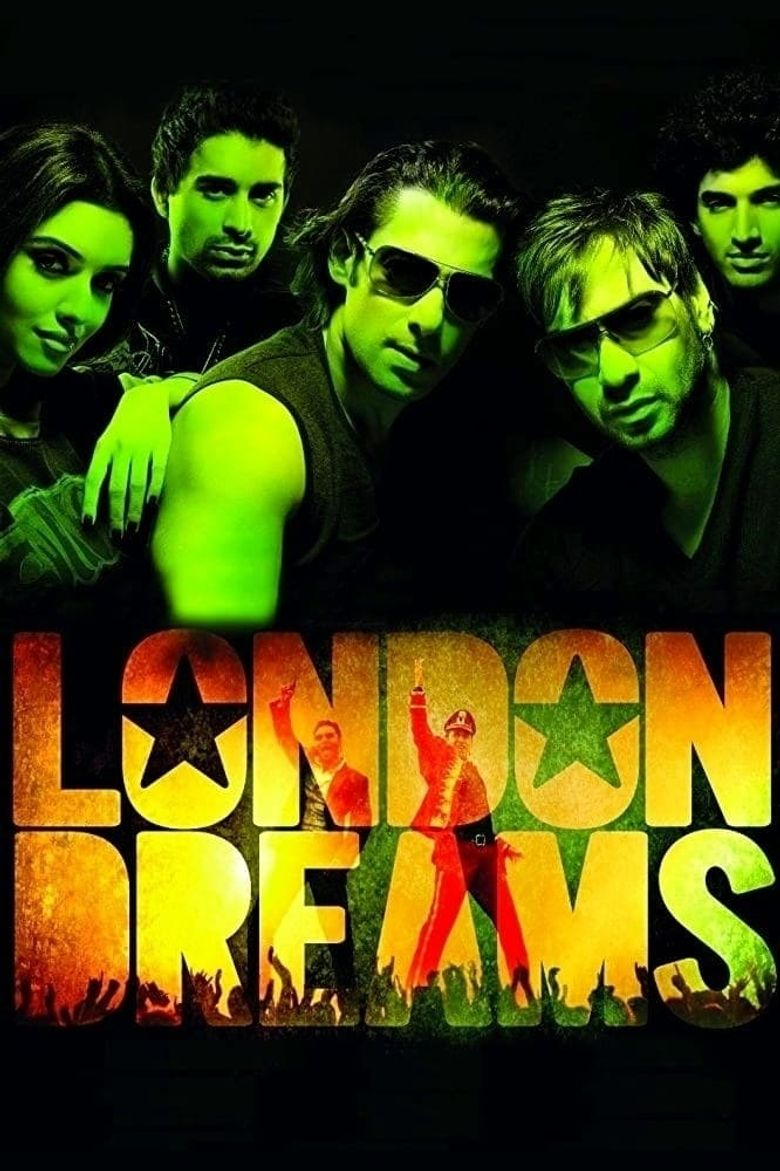 London Dreams Poster
