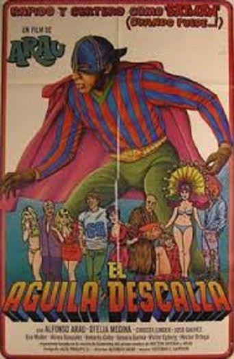 El águila descalza Poster