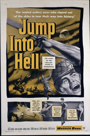 Jump Into Hell Poster