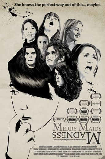 The Merry Maids of Madness Poster