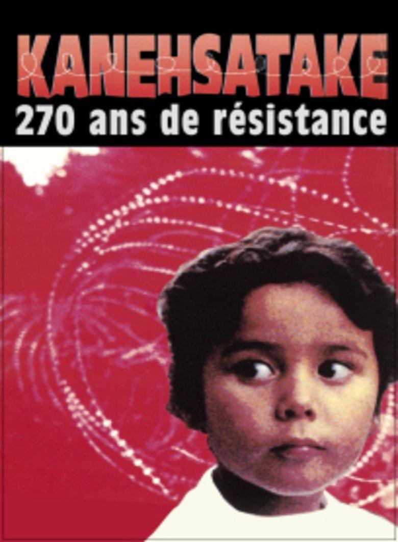 Kanehsatake: 270 Years of Resistance Poster