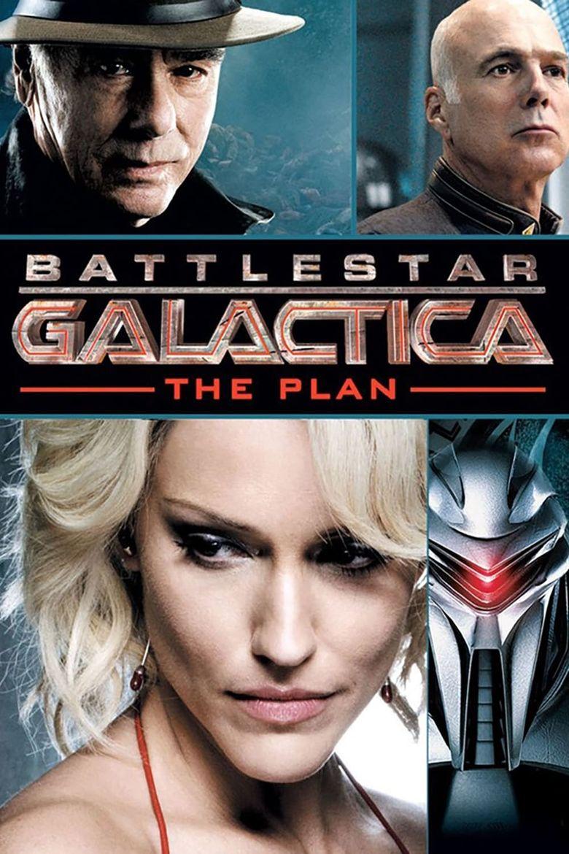 Battlestar Galactica: The Plan Poster